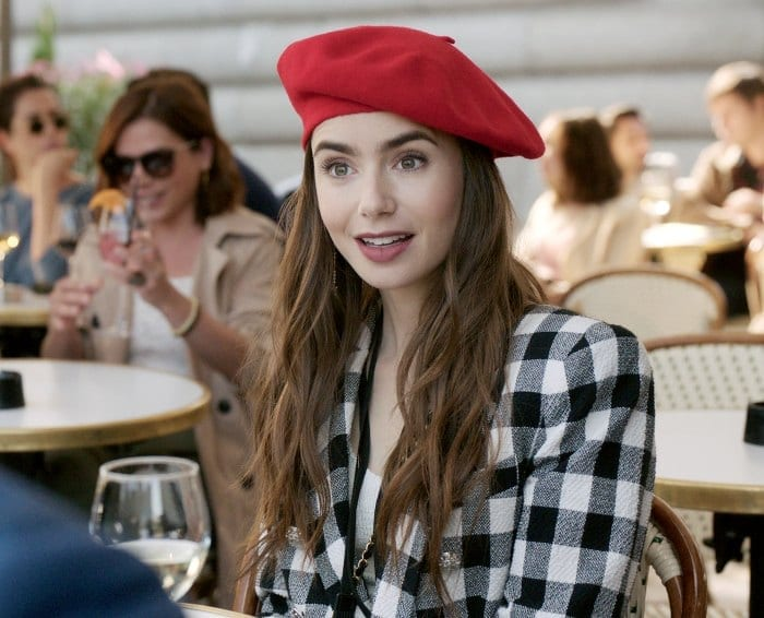 Netflix's 'Emily in Paris' receives criticism for caricaturing French people