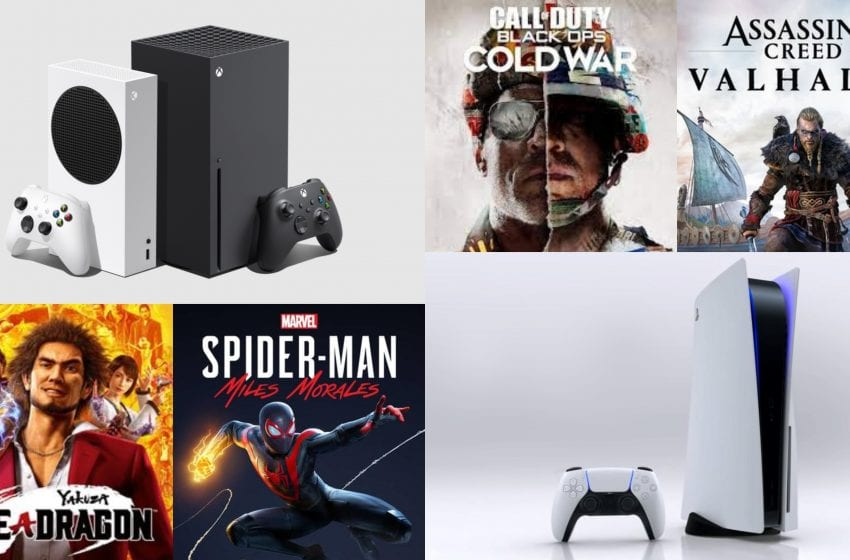 The Month in Games – November 2020