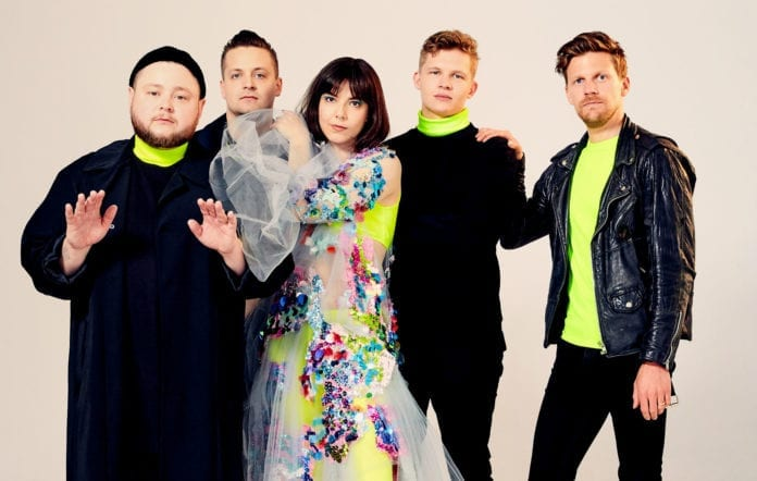 Track Review: Visitor // Of Monsters and Men