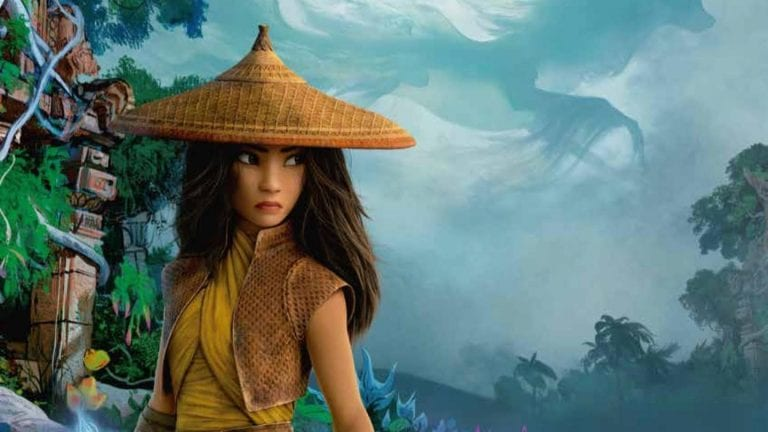 New Trailer Released For Disney's 'Raya and the Last Dragon'