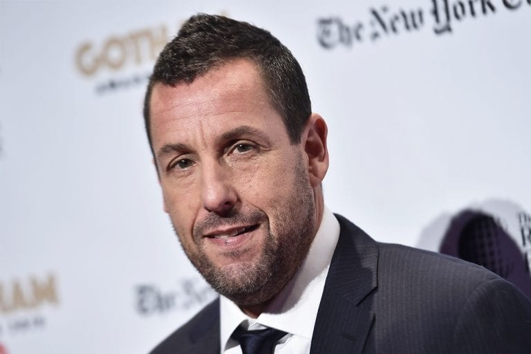 Adam Sandler Heads to Space with 'Chernobyl' Director