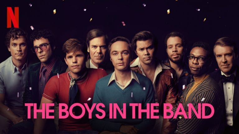 An Excellent Ensemble In 'The Boys In The Band': Review