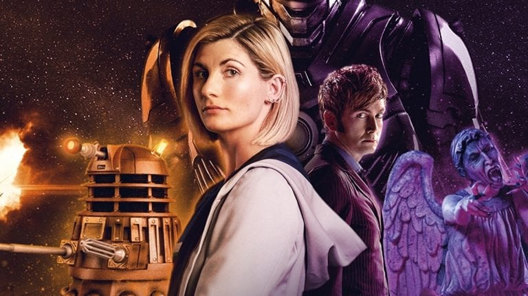 Game News: Two Brand New Doctor Who Games Coming Spring 2021