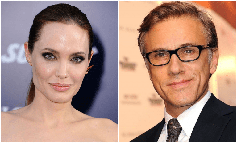 Angelina Jolie & Christoph Waltz Circling Roles in 'Every Note Played'
