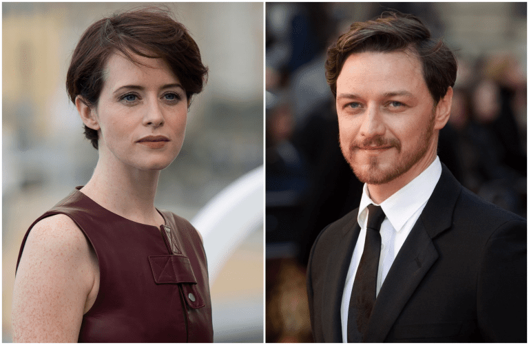 James McAvoy and Claire Foy Cast in Unusual Thriller 'My Son'