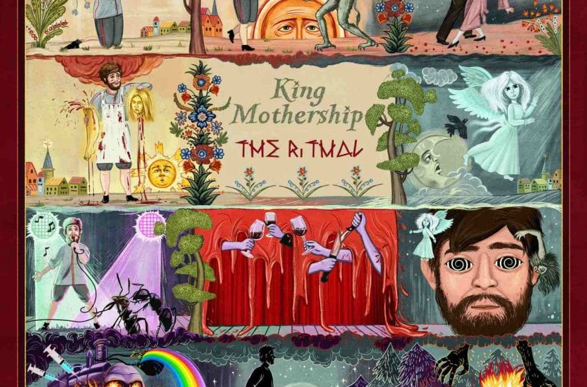 Album Review: The Ritual // King Mothership