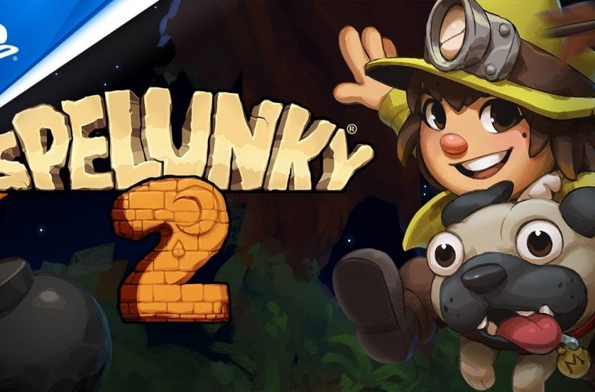 Game Review: Spelunky 2