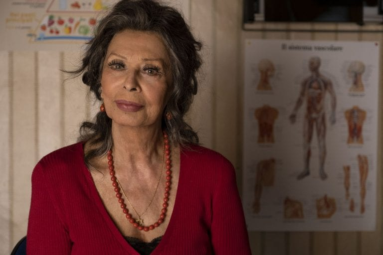 Trailer Released For 'The Life Ahead,' Sophia Loren's First Netflix film