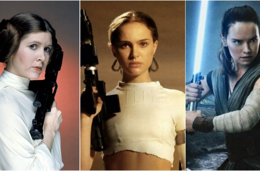 Star Wars: There's No Balance in the Force Gender Gap