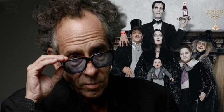 Tim Burton set to direct a live-action 'The Addams Family' TV reboot