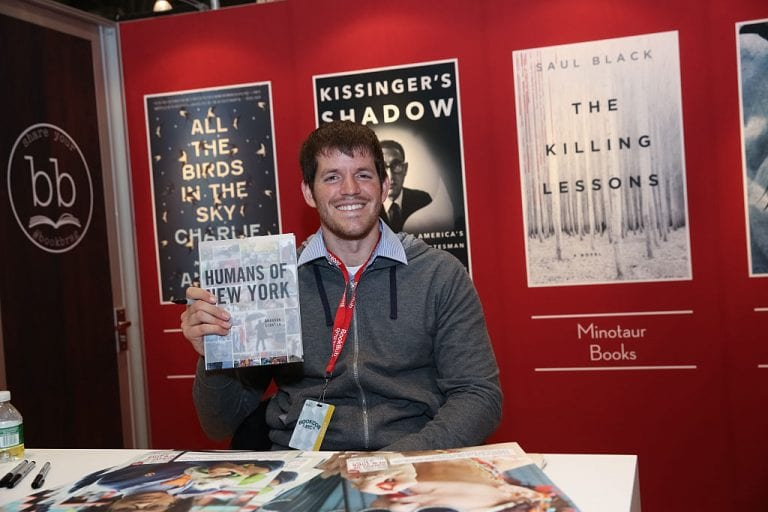 Book Review: Humans // Brandon Stanton