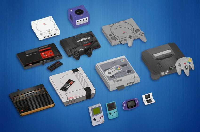 Final Games Of Consoles Past: Edition One