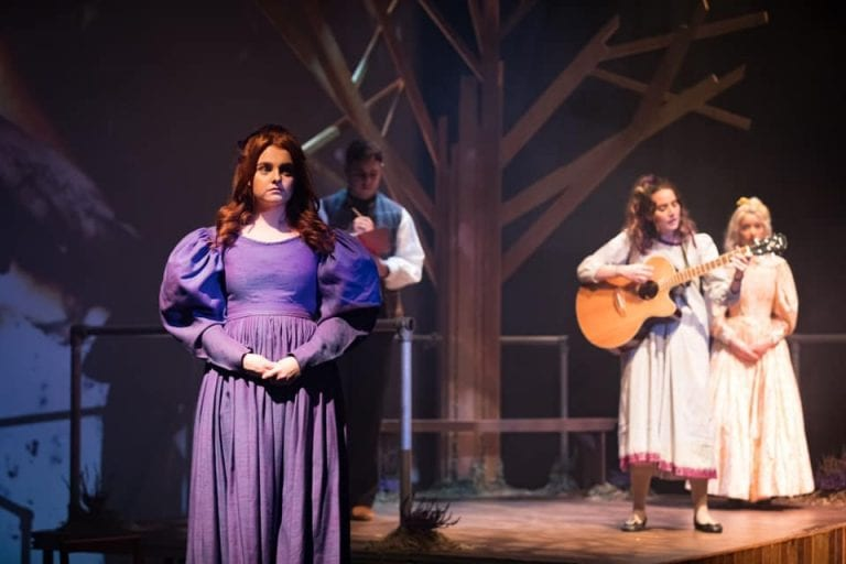 Theatre Review: The Glass Bell // Gondal Theatre Company