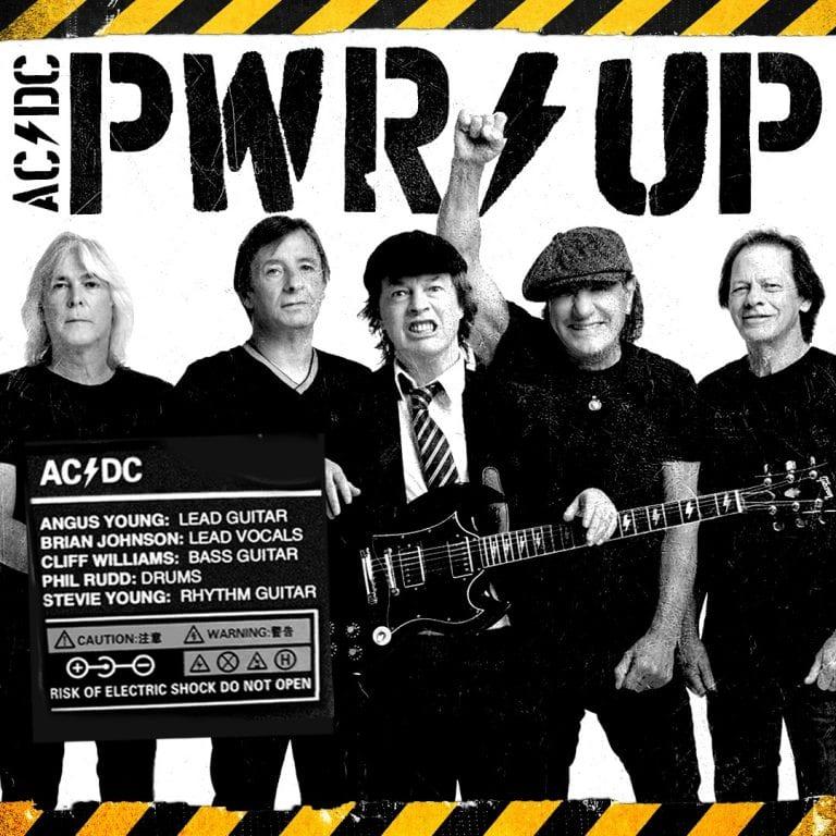 Album Review: Power Up // AC/DC