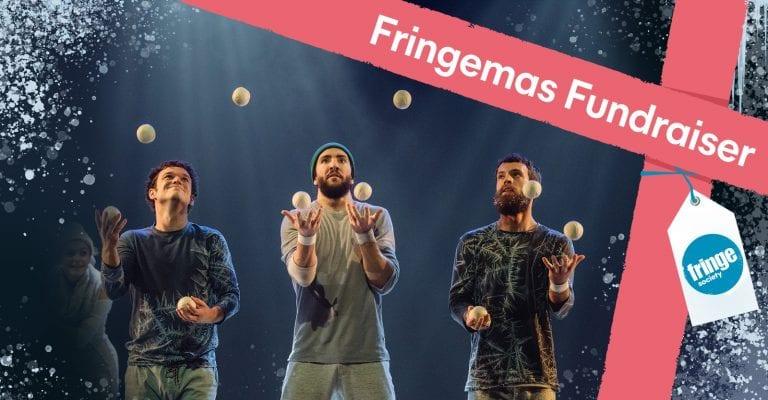 Theatre News: Edinburgh Fringe launches 2021 Crowdfunder