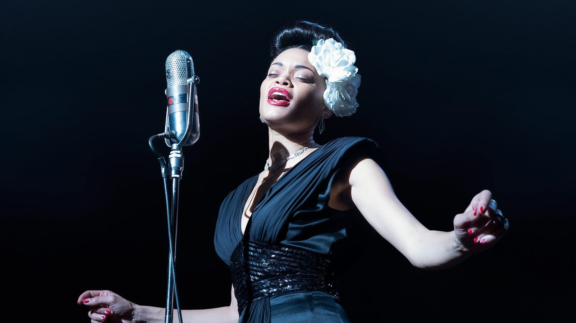 he United States vs Billie Holiday andra day first look