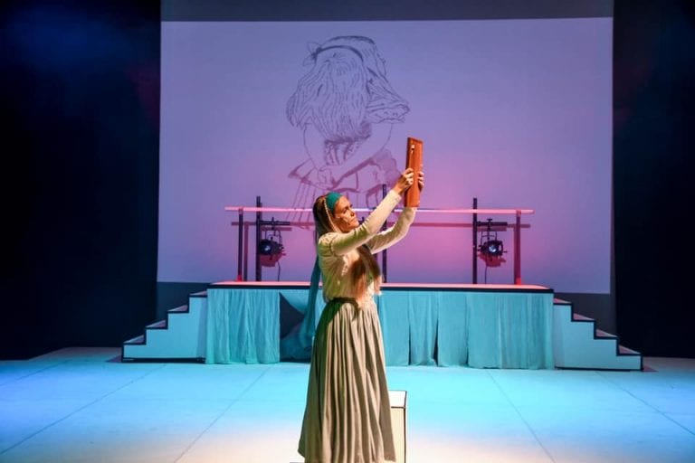 Theatre Review: Pareidolia // Off The Page Theatre