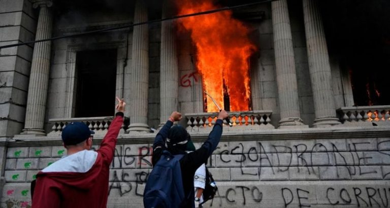 We could learn a thing or two from the protests in Guatemala