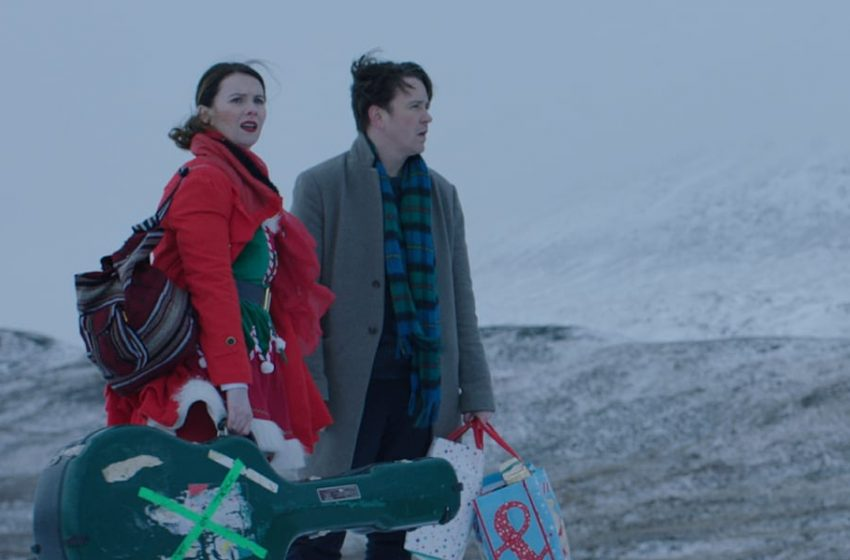 'Lost At Christmas' Takes A Few Wrong Turns, But Gets There In The End: Review