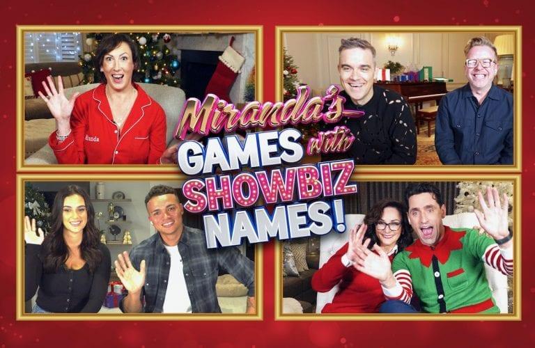 Miranda's Hart-y Christmas Special