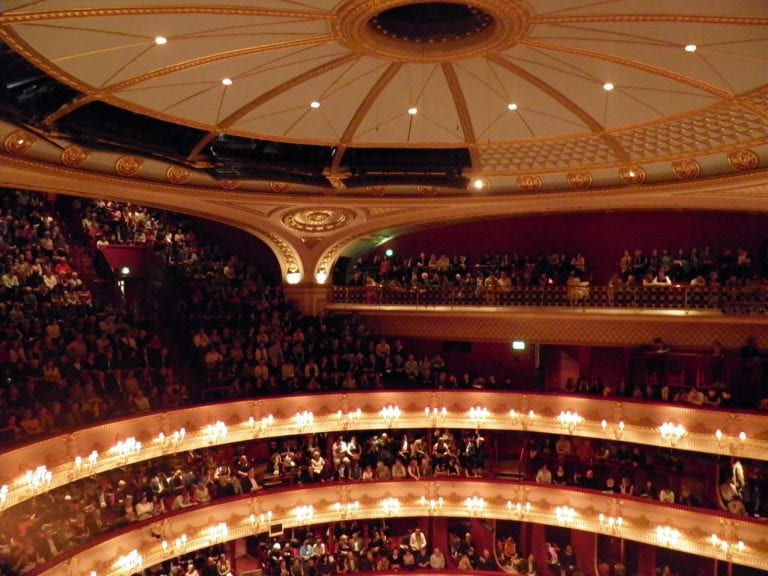 Theatre News: Royal Opera House announces festive programme
