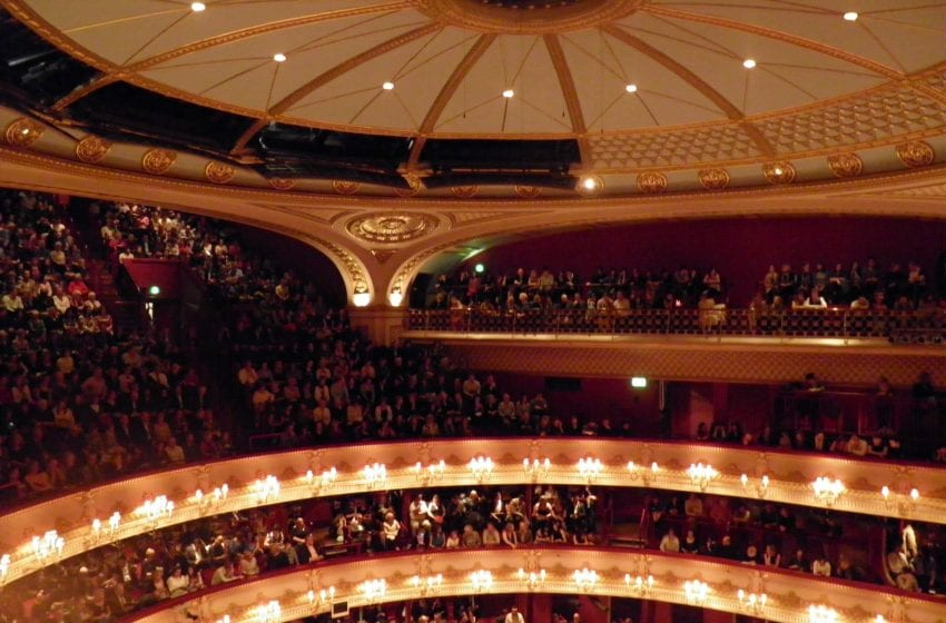 Theatre News: Royal Opera House announces festive programme