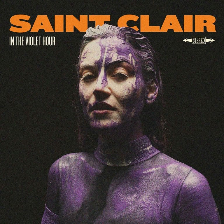 EP Review: in the violet hour: a portrait on grief // Saint Clair