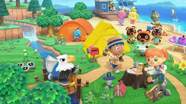 New Nintendo Guidelines Ban the Use of Politics in Animal Crossing: New Horizons