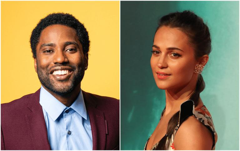 John David Washington and Alicia Vikander Cast In 'Born to be Murdered'