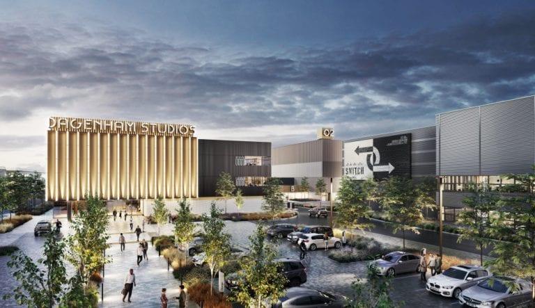 New £300 Million Film Studio Coming To London