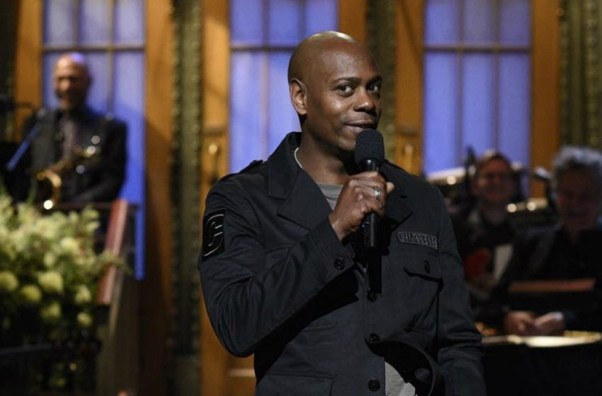 Make Satire Great Again: Dave Chappelle to host 'SNL' this week
