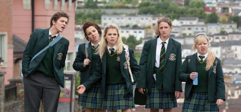 'Derry Girls' Teaches Us More About Ireland Than School Did