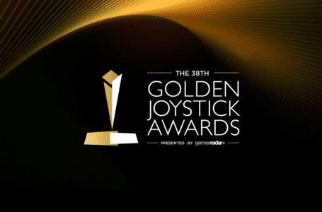Golden Joystick 2020 Winners Announced