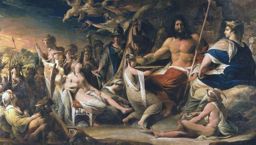 Five Books for Fans of Mythology