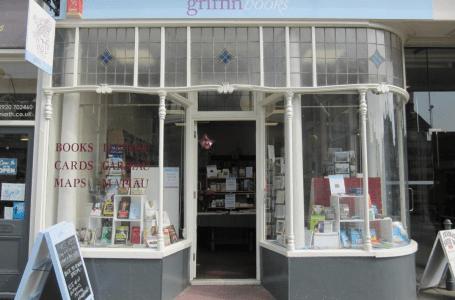 Griffin Books in Penarth