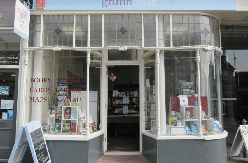 Bookshop Of The Week: Griffin Books, Penarth