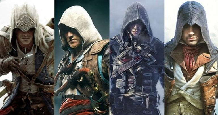 Assassin's Creed III – Unity. Going industrial