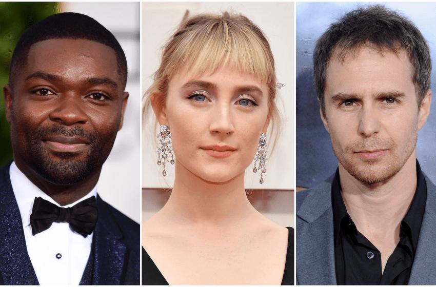 Saoirse Ronan, Sam Rockwell and David Oyewolo Cast In Murder Mystery