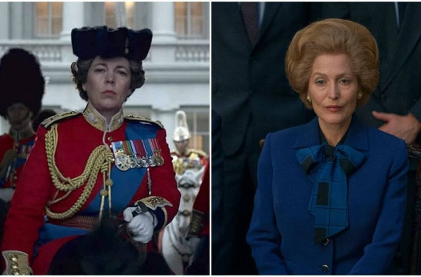 First Look at 'The Crown' Season 4 Trailer