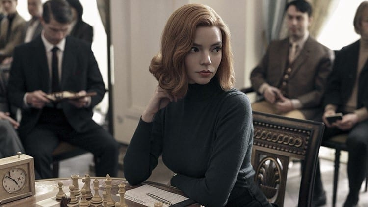 TV Review: 'The Queen's Gambit' Exudes Grandeur, Glamour, and Grit