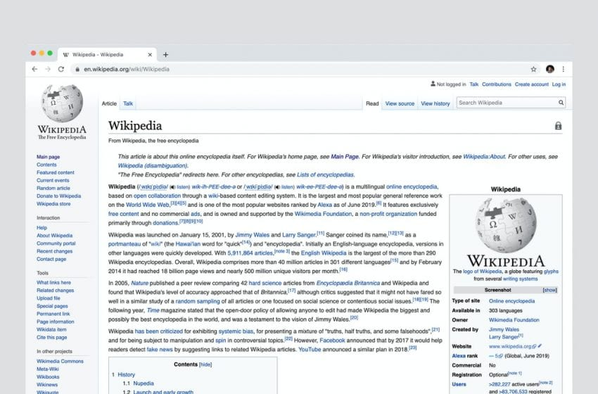 The Most Controversial Wikipedia Pages Of All Time