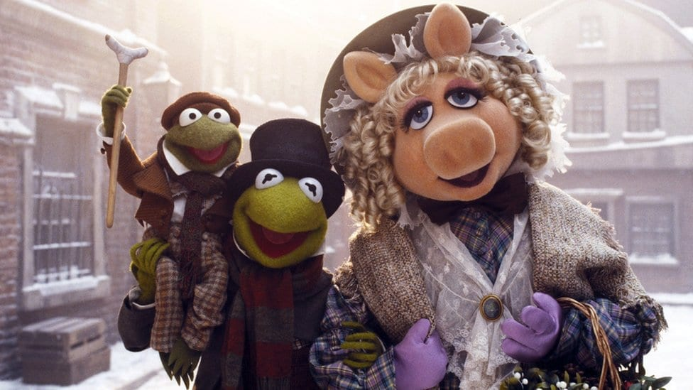 the muppet christmas carol new song