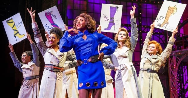 Theatre Review: Kinky Boots // Adelphi Theatre