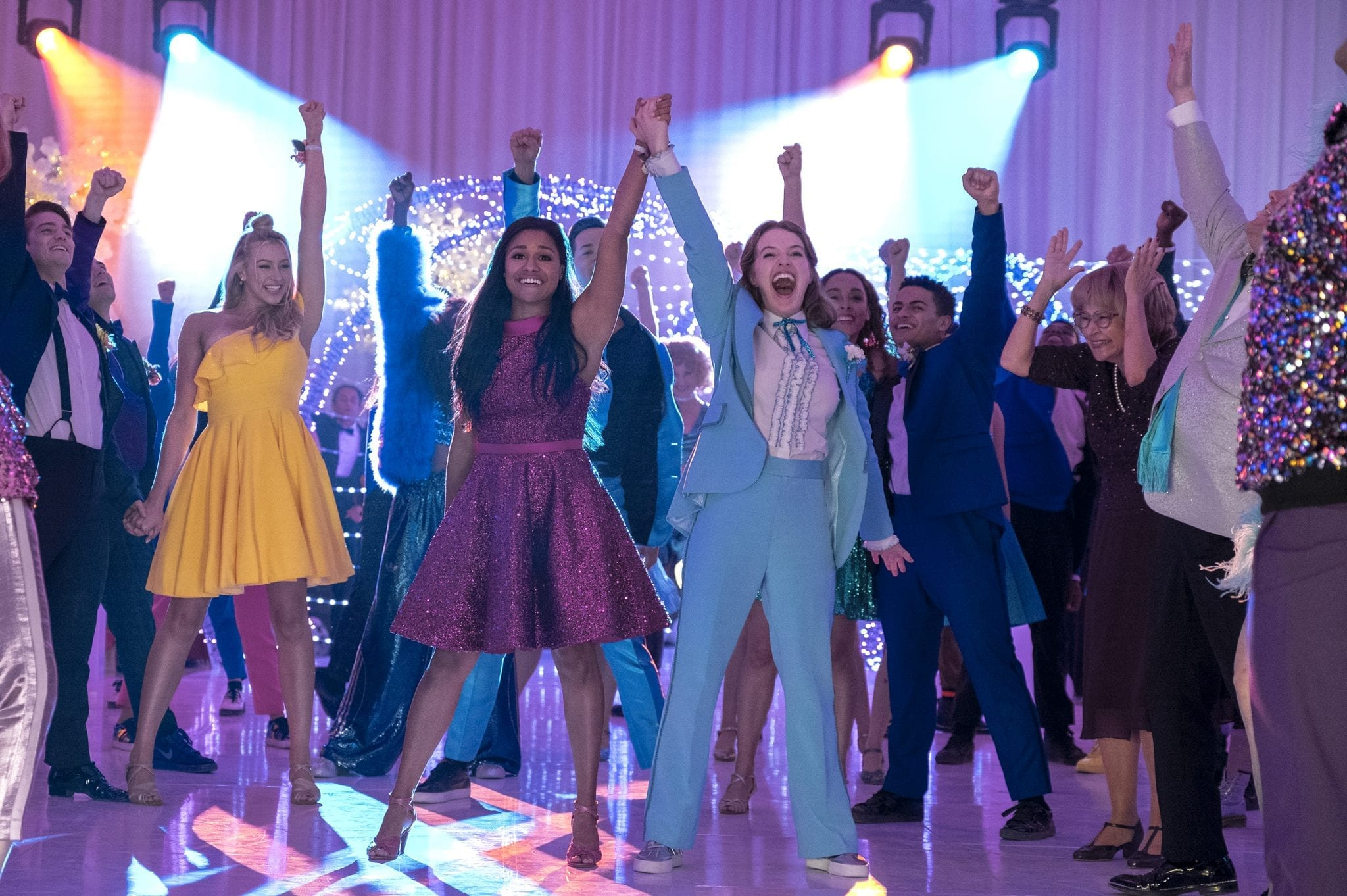the prom film review