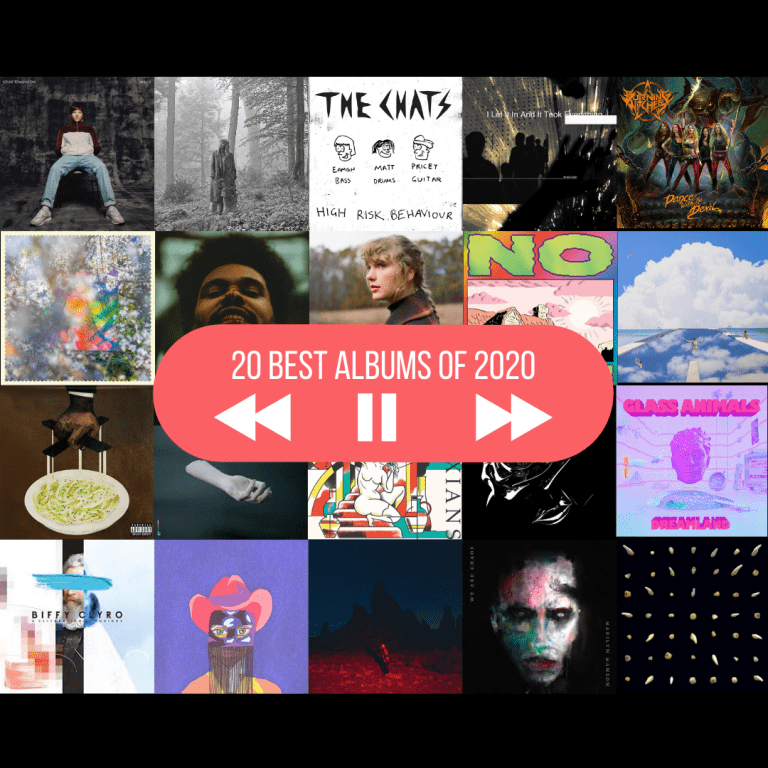 The 20 Best Albums of 2020