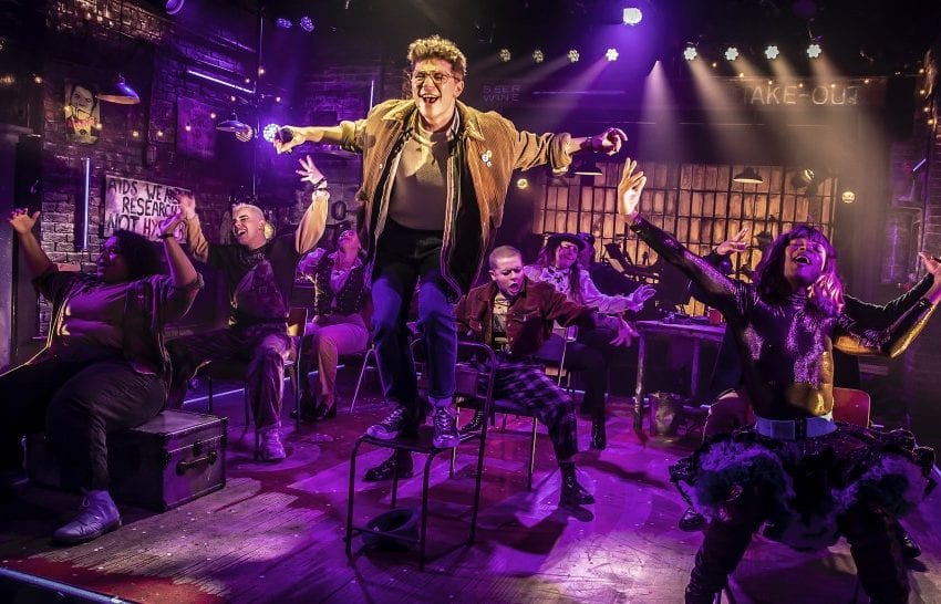 Theatre Review: Rent // Hope Mill Theatre
