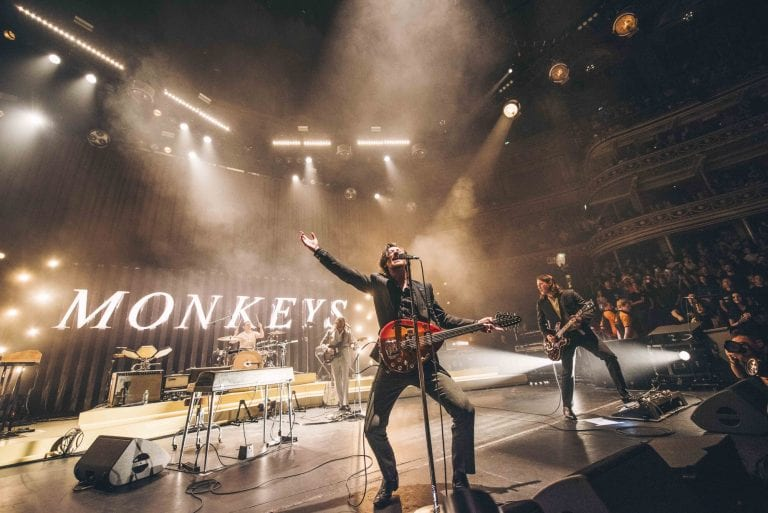 Arctic Monkeys release new live video for 'Arabella' ahead of release of 'Arctic Monkeys – Live At The Royal Albert Hall'
