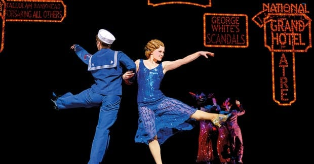 Theatre Review: 42nd Street // The Shows Must Go On!