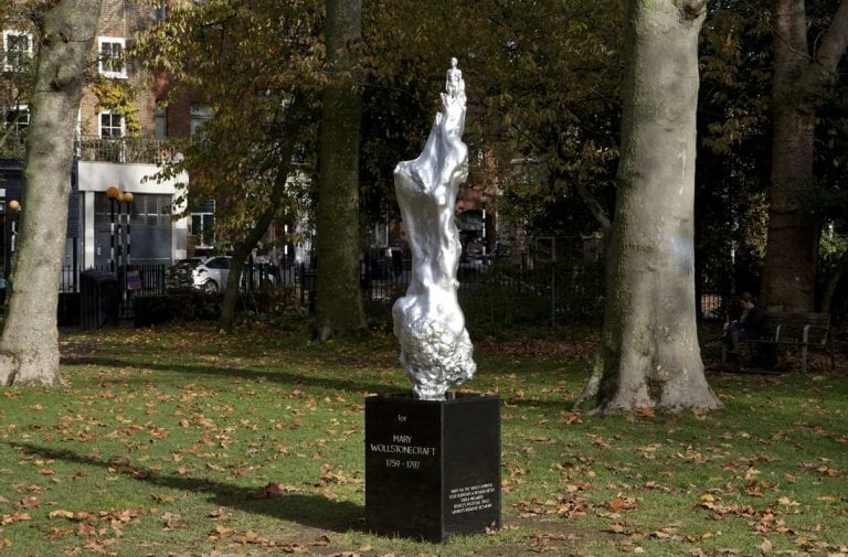 'A Sculpture For Mary Wollstonecraft' Is A Fitting Tribute