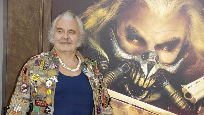 Obituary: 'Mad Max' Villain Hugh Keays-Byrne Dies Aged 73
